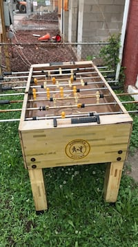 Used Sportcraft Amf Coliseum Foosball Table For Sale In