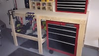 Used Work Bench For Sale In Woodstock Letgo