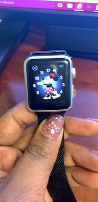 Series 1 Apple Watch(Price Negotiable) Washington, 20036