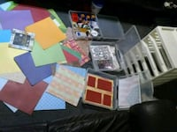 All different kinds of scrapbooking items Sacramento, 95841