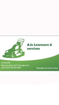 Lawn mowing Caledonia