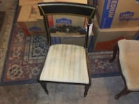 Refinished Vintage Side Chair  Ohio 303