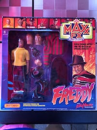 Vintage Freddy nightmare on elm st Vaughan, L4H 2C3
