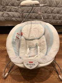 Fisher price bouncer seat - like brand new!! Lexington, 02420
