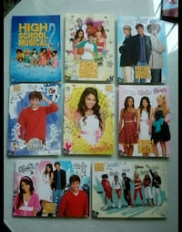 Postales de HIGH SCHOOL MUSICAL 2