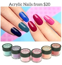 Acrylic Nails Fort Lee