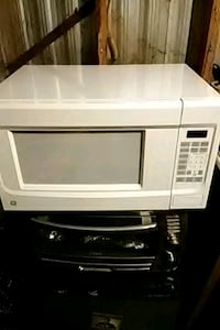 white and black microwave oven Picayune, 39466