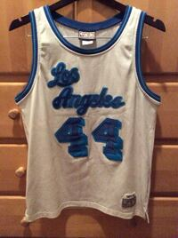 Los Angeles Lakers Jersey (Medium) 'Jerry West'- $80 New York, 10031