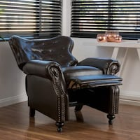 Leather Recliner Club Chair Springfield, 22153