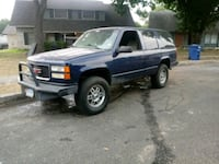 Chevrolet - Tahoe - 1997 leaks water San Antonio