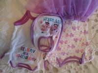 Cute outfit 4 piece size 3-6 months Toronto, M9M 1G8