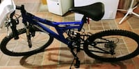 Dual Shock mountain bike Winnipeg, R3G 1V5