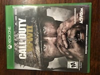 Xbox One Call of Duty WWII case North Richland Hills, 76180