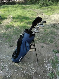 Golf clubs and bag 15$ Bakersfield, 93308