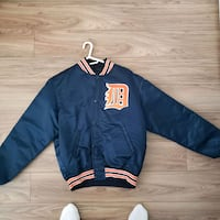Detriot Tigers VTG Jacket sz Large Brampton, L6T 4E2