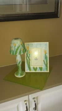 Tea Light Lamp & Frame  Vaughan, L6A 1A8