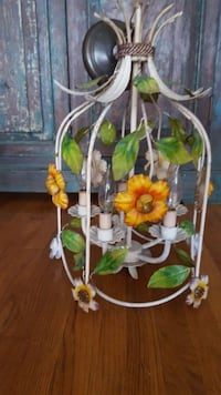 Antique chandelier rustic metal  Los Angeles, 90035