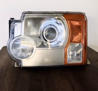Land Rover LR3 HID Xenon AFS Headlight Driver Left Side XBC500452. Bulb included Toronto, M5A 1M6
