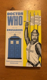 Doctor Who novel