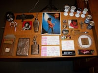 Various Vintage Collectibles ( Rock N Roll Memorabilia + ) TORONTO