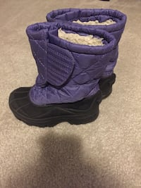 Girls winter boots. Size 11 Woodbridge, 22193