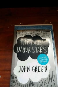 The fault in our stars special edition Chester, 23836