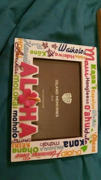 Hawaii picture frame 4x6 Metairie, 70002