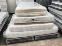Memory foam mattress box spring set excellent quality (see prices in description ) Baltimore, 21222