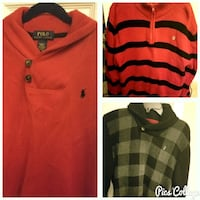Polo & Izod - Big boys sweater for sales