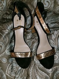 Black and Gold shoes  Houston, 77058