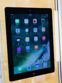 iPad 4 32gb, Black color.  Excellent condition. WiFi model.  Charger and cable included.   Cash only. Price firm 220 SF