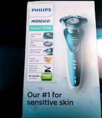 Phillips Norelco 7200 shaver Brand New Unopened Brooklyn Park, 55428