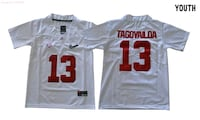 white and red NFL jersey Warner Robins