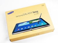 A Brand New Samsung Galaxy Note 10.1, Wi-Fi, 32GB. Toronto
