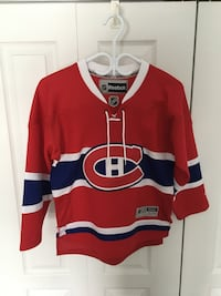 Authentic Montreal Canadians youth small jersey Laval, H7G