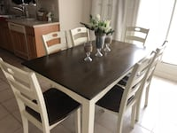 Dining table with 6 chairs Boyds, 20841