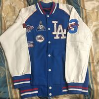 Jersey dei LA DODGERS - NEW - World Series collection by Cooperstown Majestic Athletic - Los Angeles Original Baseball Varsity Jersey Roma, 00165