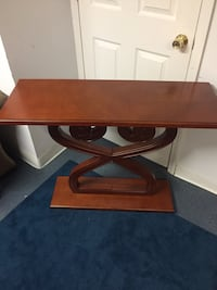 Console table (solid wood ) Old Bridge, 08857