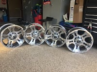 "20"" wheels Sherwood Park, T8H 1H4"