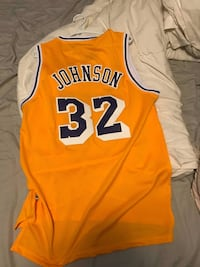 Lakers Magic Johnson Adidas jersey Toronto, M4P 1L9