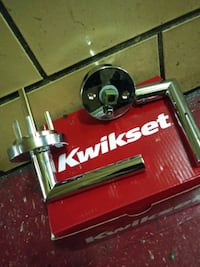 Kwikset door knobs {lever) privacy
