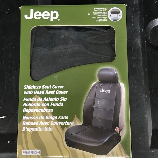 Incredible Jeep Sideless Seat Cover Andrewgaddart Wooden Chair Designs For Living Room Andrewgaddartcom
