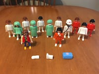 Playmobil doctors and nurses figures Niagara Falls, L2H 1X3