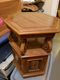 Hex End Table Fort Mill, 29708
