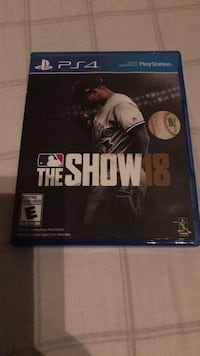 The Show 17 PS4 game case Barrie, L4M 4X1