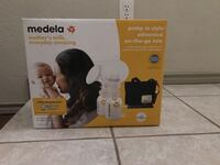 Medela Pump In Style Advanced w/On the go tote