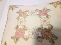 3 EMBROIDERED Couch Cushion Covers + Cushions! Brampton, L6Y 2W9