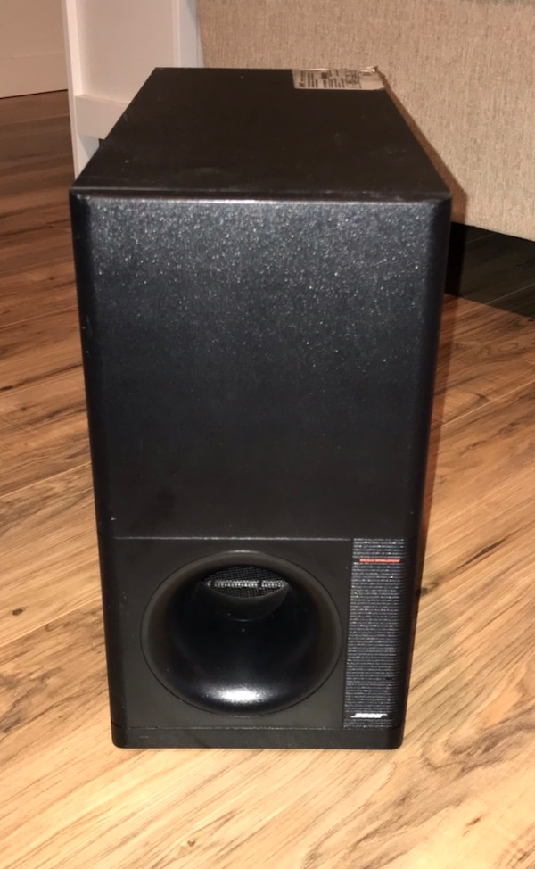 Used Bose Acoustimass 15 Subwoofer for sale in Sunnyvale - letgo 981cd6697f732