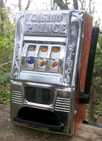 Vintage Casino Prince Slot bank by Waco japan Des Moines, 50309