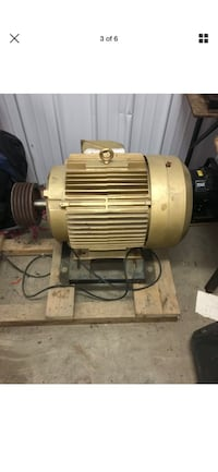 BALDOR Electric SuperE Motor-EM4316T-12, 75 HP, 1780RPM, [TL_HIDDEN] T Vienna, 44473